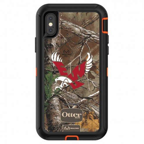 Eastern Washington Eagles OtterBox iPhone X Defender Realtree Camo Case