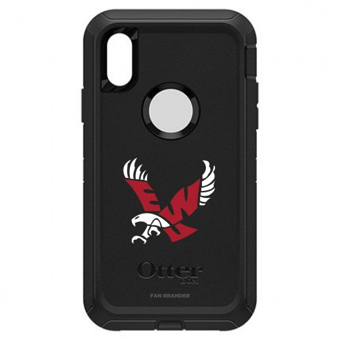 Eastern Washington Eagles OtterBox iPhone XR Defender Black Case