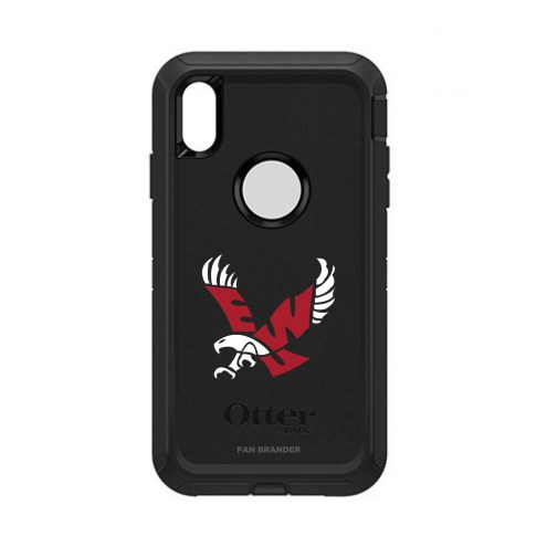 Eastern Washington Eagles OtterBox iPhone XS Max Defender Black Case
