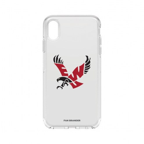 Eastern Washington Eagles OtterBox iPhone XS Max Symmetry Clear Case