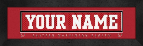 Eastern Washington Eagles Personalized Stitched Jersey Print