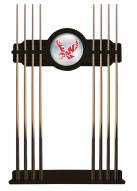 Eastern Washington Eagles Pool Cue Rack