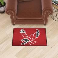 Eastern Washington Eagles Red Starter Rug