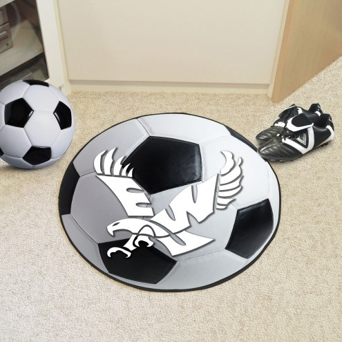 Eastern Washington Eagles Soccer Ball Mat