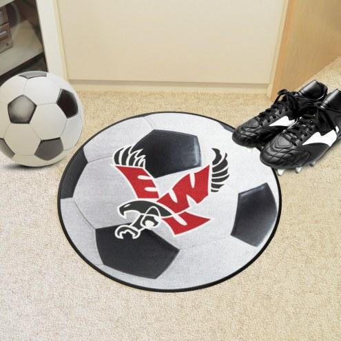 Eastern Washington Eagles Soccer Ball Mat