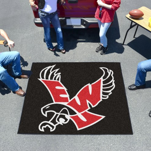 Eastern Washington Eagles Tailgate Mat