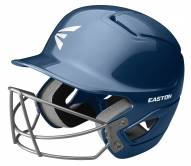 Easton Alpha Adult Batting Helmet with Baseball / Softball Mask