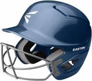 Easton Alpha Tee Ball Batting Helmet with Baseball / Softball Mask - SCUFFED