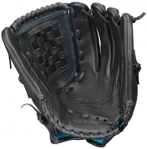 "Easton Black Pearl Youth BP1250FP 12.5"" Fastpitch Softball Glove - Left Hand Throw"
