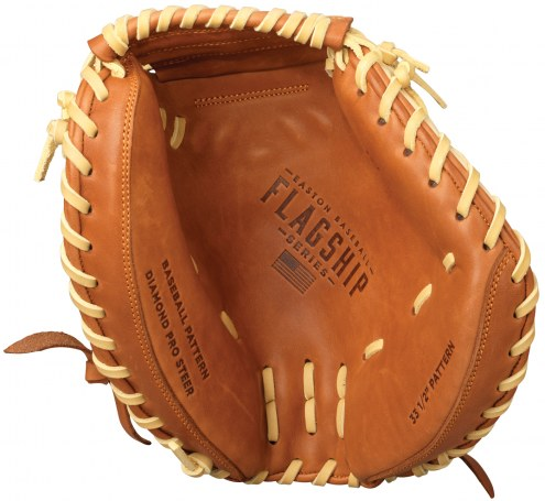 "Easton Flagship FS2 33.5"" Baseball Catcher's Mitt - Right Hand Throw"
