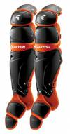 Easton M10 Adult Baseball Catcher's Shin Guards