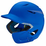Easton PRO X Matte Youth Baseball Batting Helmet with Jaw Guard - Right Hand Batter