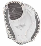 "Easton Professional Collection Jen Schroeder 34"" Fastpitch Softball Catcher's Mitt - Right Hand Throw"