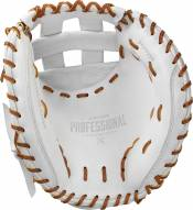 """Easton Professional Collection PCFP234 34"""" Fastpitch Softball Catcher's Mitt - Right Hand Throw"""
