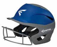 EastonPROWESS Grip Two Tone Senior Fastpitch Batting Helmet (No Chinstrap)