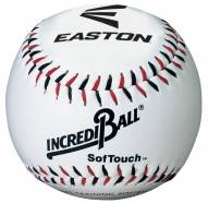 "Easton White Softouch Incrediball 9"" Training Baseball"