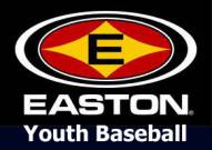 Easton Youth Baseball Gear