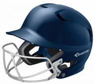 Easton Z5 Solid Senior Batting Helmet with Baseball/Softball Mask