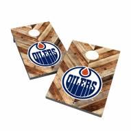 Edmonton Oilers 2' x 3' Cornhole Bag Toss