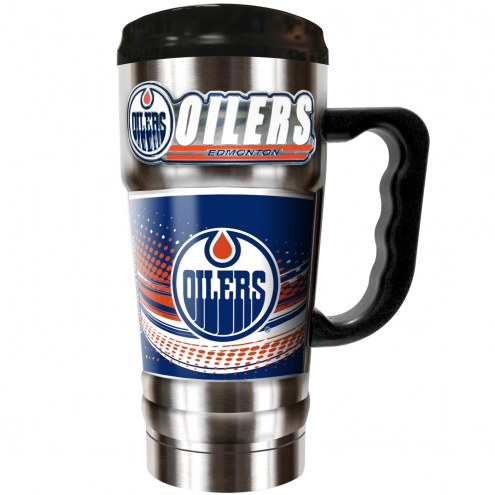 Edmonton Oilers 20 oz. Champ Travel Mug