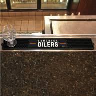 Edmonton Oilers Bar Mat