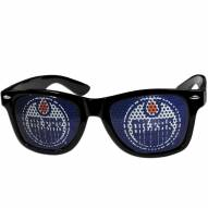 Edmonton Oilers Black Game Day Shades