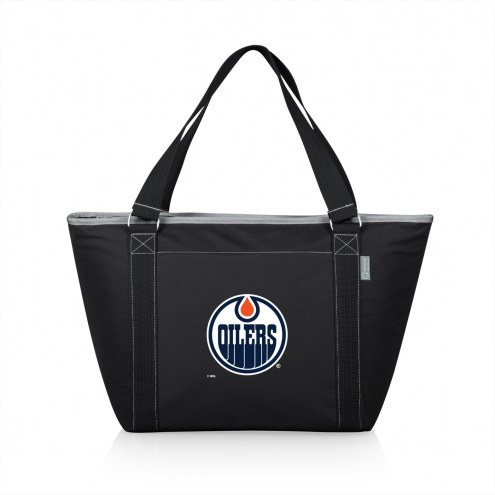 Edmonton Oilers Black Topanga Cooler Tote