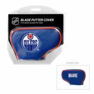 Edmonton Oilers Blade Putter Headcover