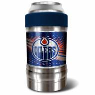 Edmonton Oilers Blue 12 oz. Locker Vacuum Insulated Can Holder