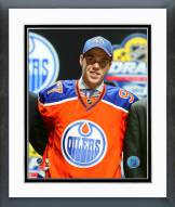 Edmonton Oilers Connor McDavid NHL #1 Draft Pick Framed Photo