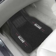 Edmonton Oilers Deluxe Car Floor Mat Set