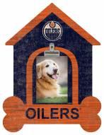 Edmonton Oilers Dog Bone House Clip Frame