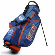 Edmonton Oilers Fairway Golf Carry Bag