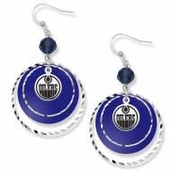 Edmonton Oilers Game Day Earrings
