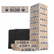 Edmonton Oilers Gameday Tumble Tower