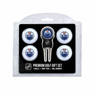 Edmonton Oilers Golf Ball Gift Set