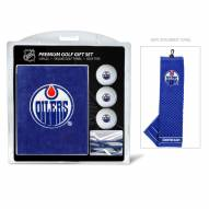 Edmonton Oilers Golf Gift Set