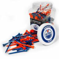 Edmonton Oilers 175 Golf Tee Jar