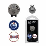 Edmonton Oilers Hat Clip & Marker Set