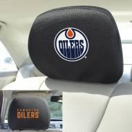 Edmonton Oilers Headrest Covers