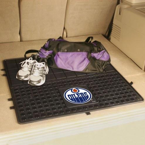 Edmonton Oilers Heavy Duty Vinyl Cargo Mat