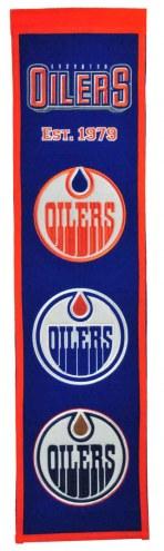 Edmonton Oilers Heritage Banner