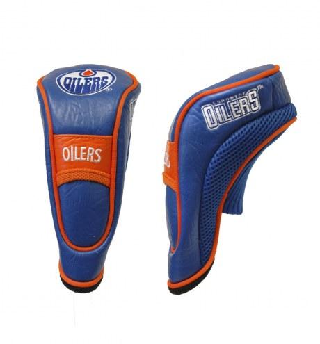 Edmonton Oilers Hybrid Golf Head Cover