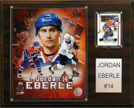 "Edmonton Oilers Jordan Eberle 12"" x 15"" Player Plaque"