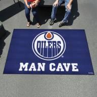 Edmonton Oilers Man Cave Ulti-Mat Rug