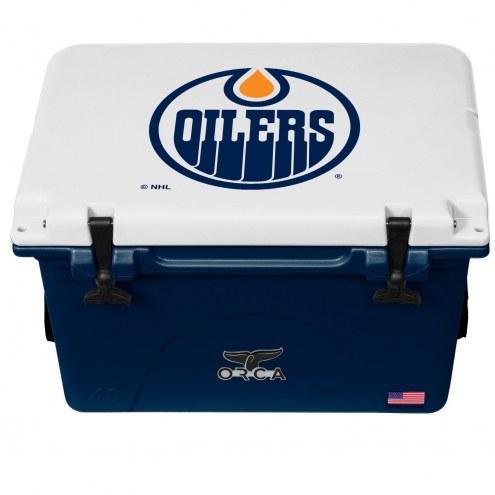 Edmonton Oilers ORCA 40 Quart Cooler
