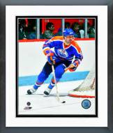 Edmonton Oilers Paul Coffey Action Framed Photo