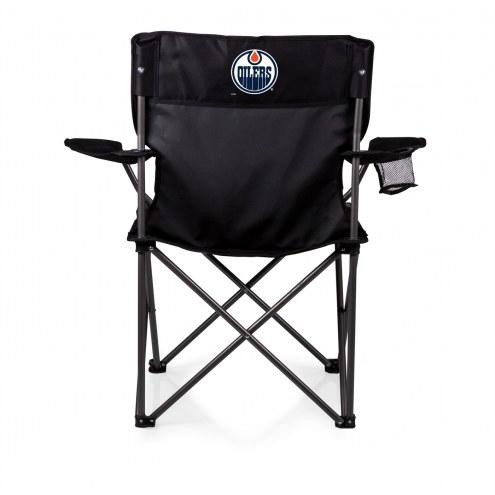 Edmonton Oilers PTZ Camping Chair
