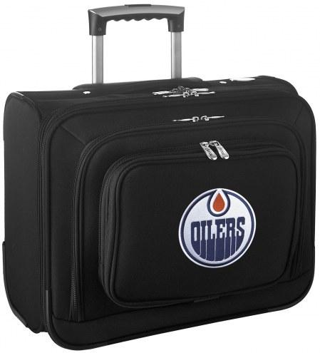 Edmonton Oilers Rolling Laptop Overnighter Bag