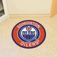 Edmonton Oilers Rounded Mat
